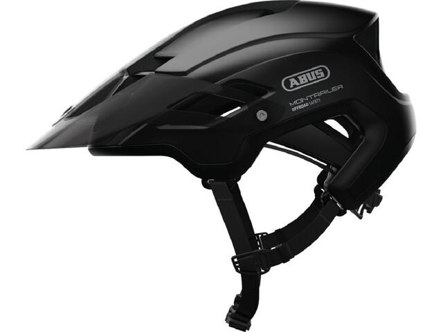 ABUS Montrailer MTB-Helmet velvet black